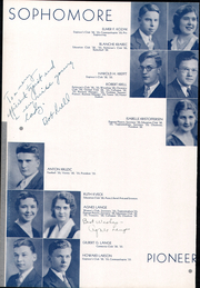 Page 34, 1933 Edition, Morton Junior College - Pioneer Yearbook (Cicero, IL) online yearbook collection