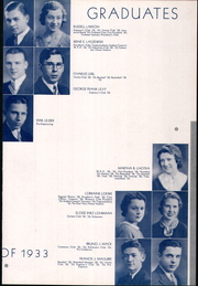 Page 35, 1933 Edition, Morton Junior College - Pioneer Yearbook (Cicero, IL) online yearbook collection