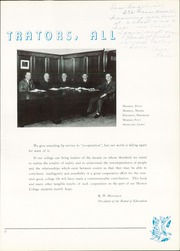 Page 15, 1940 Edition, Morton Junior College - Pioneer Yearbook (Cicero, IL) online yearbook collection