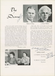 Page 14, 1942 Edition, Morton Junior College - Pioneer Yearbook (Cicero, IL) online yearbook collection