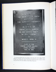 Page 12, 1949 Edition, Morton Junior College - Pioneer Yearbook (Cicero, IL) online yearbook collection