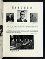 Page 17, 1949 Edition, Morton Junior College - Pioneer Yearbook (Cicero, IL) online yearbook collection