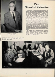 Page 15, 1960 Edition, Morton Junior College - Pioneer Yearbook (Cicero, IL) online yearbook collection