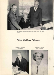 Page 16, 1960 Edition, Morton Junior College - Pioneer Yearbook (Cicero, IL) online yearbook collection