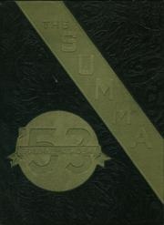 Academy of Our Lady / Spalding Institute - Summa Yearbook (Peoria, IL) online yearbook collection, 1953 Edition, Page 1