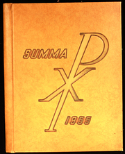 Academy of Our Lady / Spalding Institute - Summa Yearbook (Peoria, IL) online yearbook collection, 1955 Edition, Page 1