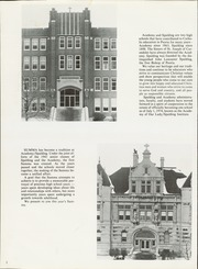 Page 6, 1979 Edition, Academy of Our Lady and Spalding Institute - Summa Yearbook (Peoria, IL) online yearbook collection