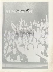 Page 7, 1981 Edition, Academy of Our Lady and Spalding Institute - Summa Yearbook (Peoria, IL) online yearbook collection