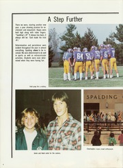 Page 8, 1982 Edition, Academy of Our Lady and Spalding Institute - Summa Yearbook (Peoria, IL) online yearbook collection