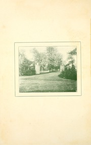 Page 6, 1902 Edition, Lake Forest College - Forester Yearbook (Lake Forest, IL) online yearbook collection