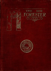 Page 1, 1909 Edition, Lake Forest College - Forester Yearbook (Lake Forest, IL) online yearbook collection