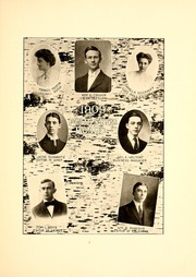 Page 13, 1909 Edition, Lake Forest College - Forester Yearbook (Lake Forest, IL) online yearbook collection