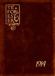Page 1, 1914 Edition, Lake Forest College - Forester Yearbook (Lake Forest, IL) online yearbook collection
