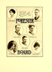 Page 11, 1914 Edition, Lake Forest College - Forester Yearbook (Lake Forest, IL) online yearbook collection