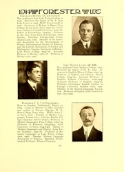 Page 17, 1914 Edition, Lake Forest College - Forester Yearbook (Lake Forest, IL) online yearbook collection