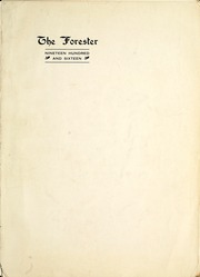 Page 1, 1916 Edition, Lake Forest College - Forester Yearbook (Lake Forest, IL) online yearbook collection
