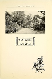 Page 11, 1916 Edition, Lake Forest College - Forester Yearbook (Lake Forest, IL) online yearbook collection