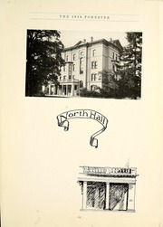 Page 13, 1916 Edition, Lake Forest College - Forester Yearbook (Lake Forest, IL) online yearbook collection