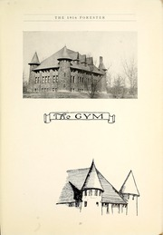 Page 17, 1916 Edition, Lake Forest College - Forester Yearbook (Lake Forest, IL) online yearbook collection