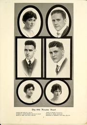 Page 7, 1916 Edition, Lake Forest College - Forester Yearbook (Lake Forest, IL) online yearbook collection