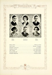 Page 11, 1921 Edition, Lake Forest College - Forester Yearbook (Lake Forest, IL) online yearbook collection