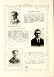 Page 16, 1921 Edition, Lake Forest College - Forester Yearbook (Lake Forest, IL) online yearbook collection