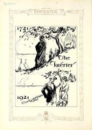 Page 6, 1921 Edition, Lake Forest College - Forester Yearbook (Lake Forest, IL) online yearbook collection