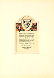 Page 10, 1929 Edition, Lake Forest College - Forester Yearbook (Lake Forest, IL) online yearbook collection