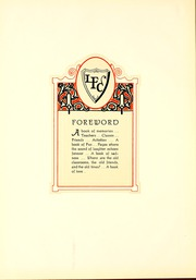 Page 12, 1929 Edition, Lake Forest College - Forester Yearbook (Lake Forest, IL) online yearbook collection