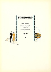 Page 14, 1931 Edition, Lake Forest College - Forester Yearbook (Lake Forest, IL) online yearbook collection