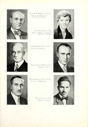 Page 17, 1934 Edition, Lake Forest College - Forester Yearbook (Lake Forest, IL) online yearbook collection