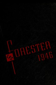 Lake Forest College - Forester Yearbook (Lake Forest, IL) online yearbook collection, 1946 Edition, Page 1