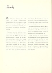 Page 10, 1948 Edition, Lake Forest College - Forester Yearbook (Lake Forest, IL) online yearbook collection