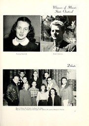 Page 101, 1948 Edition, Lake Forest College - Forester Yearbook (Lake Forest, IL) online yearbook collection