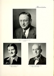 Page 11, 1948 Edition, Lake Forest College - Forester Yearbook (Lake Forest, IL) online yearbook collection