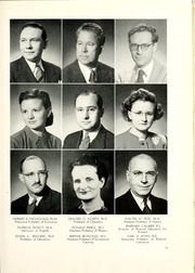 Page 15, 1948 Edition, Lake Forest College - Forester Yearbook (Lake Forest, IL) online yearbook collection
