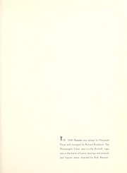 Page 5, 1948 Edition, Lake Forest College - Forester Yearbook (Lake Forest, IL) online yearbook collection