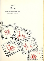 Page 7, 1948 Edition, Lake Forest College - Forester Yearbook (Lake Forest, IL) online yearbook collection
