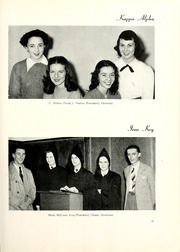 Page 91, 1948 Edition, Lake Forest College - Forester Yearbook (Lake Forest, IL) online yearbook collection