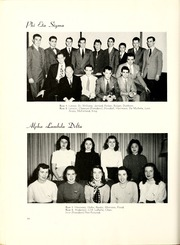 Page 92, 1948 Edition, Lake Forest College - Forester Yearbook (Lake Forest, IL) online yearbook collection