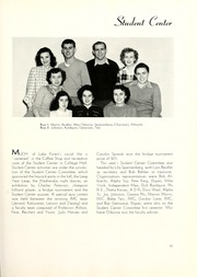 Page 97, 1948 Edition, Lake Forest College - Forester Yearbook (Lake Forest, IL) online yearbook collection