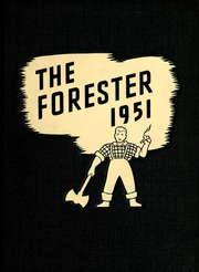 Lake Forest College - Forester Yearbook (Lake Forest, IL) online yearbook collection, 1951 Edition, Page 1