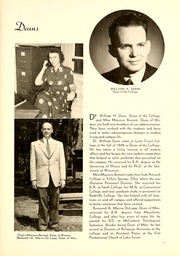 Page 13, 1951 Edition, Lake Forest College - Forester Yearbook (Lake Forest, IL) online yearbook collection