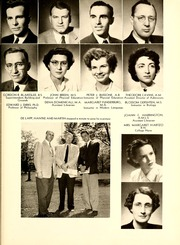 Page 15, 1951 Edition, Lake Forest College - Forester Yearbook (Lake Forest, IL) online yearbook collection