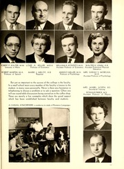 Page 17, 1951 Edition, Lake Forest College - Forester Yearbook (Lake Forest, IL) online yearbook collection