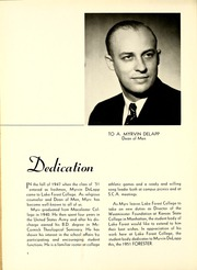 Page 8, 1951 Edition, Lake Forest College - Forester Yearbook (Lake Forest, IL) online yearbook collection