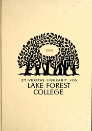 Page 1, 1980 Edition, Lake Forest College - Forester Yearbook (Lake Forest, IL) online yearbook collection