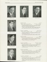 Page 16, 1924 Edition, Lane Technical High School - Lane Tech Prep Yearbook (Chicago, IL) online yearbook collection