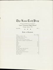 Page 4, 1924 Edition, Lane Technical High School - Lane Tech Prep Yearbook (Chicago, IL) online yearbook collection