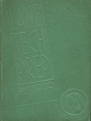 Lane Technical High School - Lane Tech Prep Yearbook (Chicago, IL) online yearbook collection, 1939 Edition, Page 1